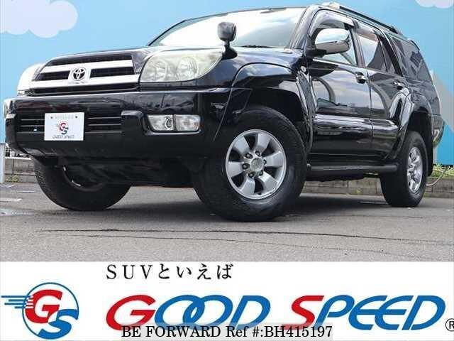 Used 2005 TOYOTA HILUX SURF BH415197 for Sale
