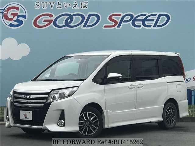 Used 2014 TOYOTA NOAH BH415262 for Sale