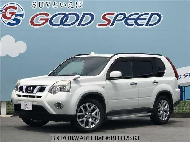 Used 2012 NISSAN X-TRAIL BH415263 for Sale