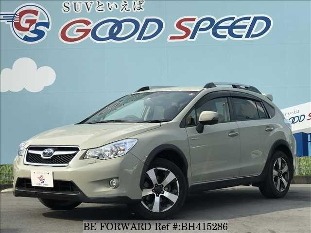 Used 2013 SUBARU IMPREZA XV HYBRID BH415286 for Sale