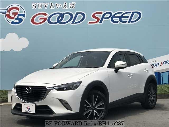Used 2017 MAZDA CX-3 BH415287 for Sale
