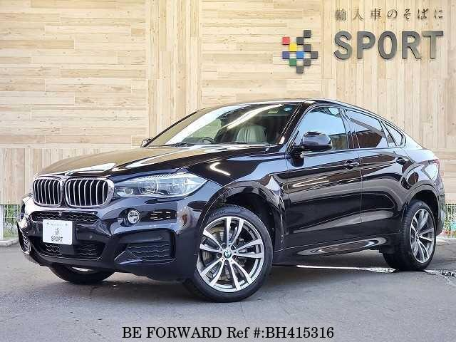 Used 2015 BMW X6 BH415316 for Sale