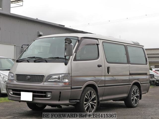 Used 1997 TOYOTA HIACE WAGON BH415367 for Sale