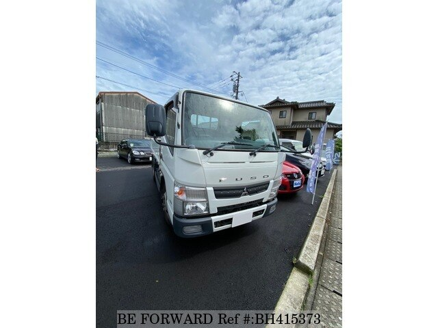 Used 2013 MITSUBISHI FUSO CANTER BH415373 for Sale