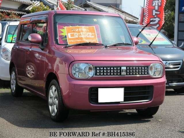 Used 2012 SUZUKI ALTO BH415386 for Sale