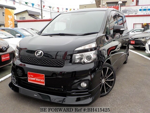 Used 2011 TOYOTA VOXY BH415425 for Sale