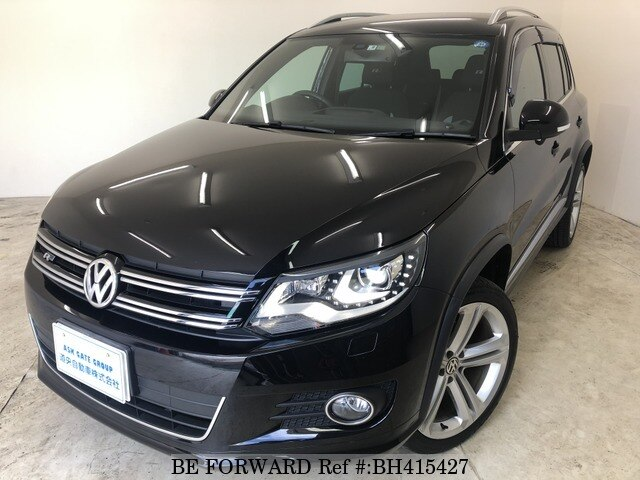 Used 2013 VOLKSWAGEN TIGUAN BH415427 for Sale