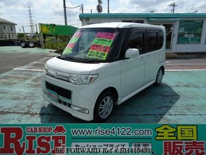 Used 2010 DAIHATSU TANTO CUSTOM BH415431 for Sale