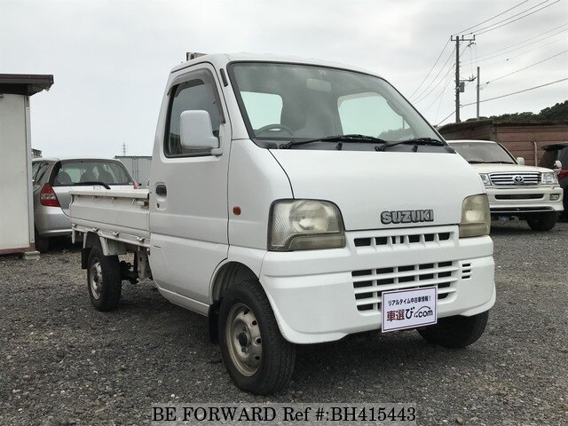 Used 2000 SUZUKI CARRY TRUCK BH415443 for Sale