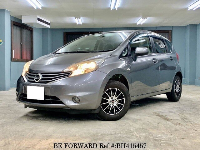 Used 2012 NISSAN NOTE BH415457 for Sale