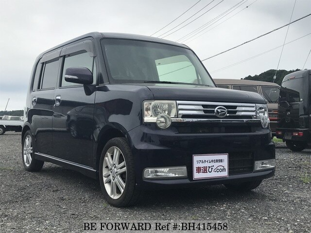 Used 2011 DAIHATSU MOVE CONTE BH415458 for Sale