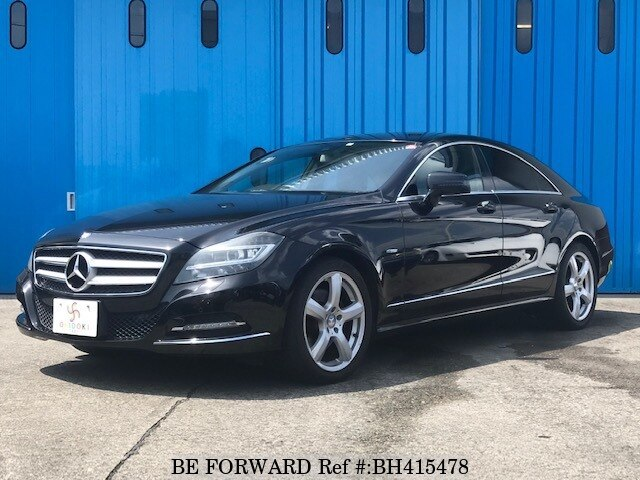 Used 2011 MERCEDES-BENZ CLS-CLASS BH415478 for Sale