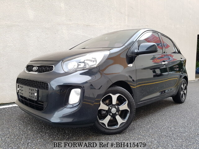 Used 2016 KIA MORNING (PICANTO) BH415479 for Sale