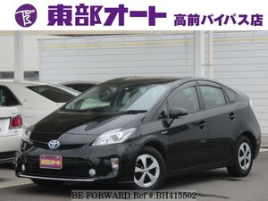 Used 2012 TOYOTA PRIUS BH415502 for Sale