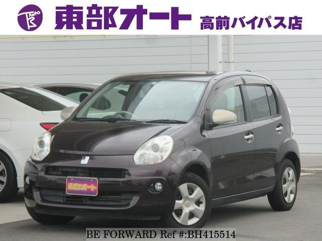 Used 2013 TOYOTA PASSO BH415514 for Sale
