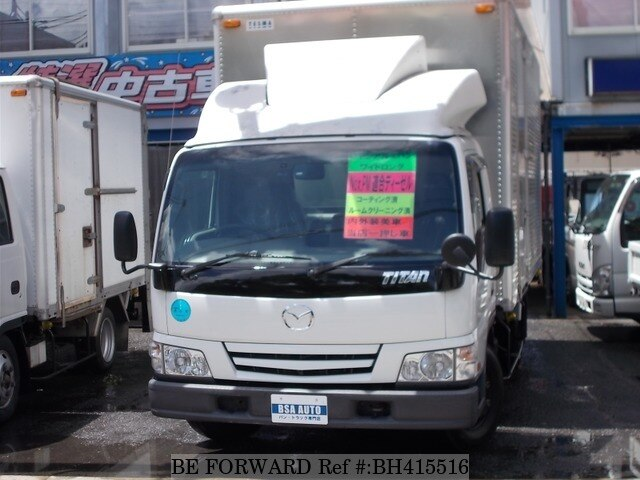 Used 2003 MAZDA TITAN BH415516 for Sale