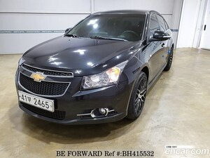 Used 2011 CHEVROLET CRUZE BH415532 for Sale