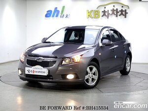 Used 2011 CHEVROLET CRUZE BH415534 for Sale