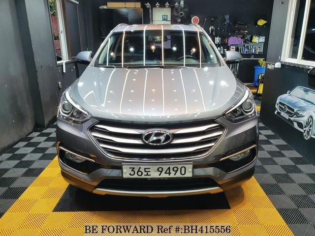 Used 2017 HYUNDAI SANTA FE BH415556 for Sale