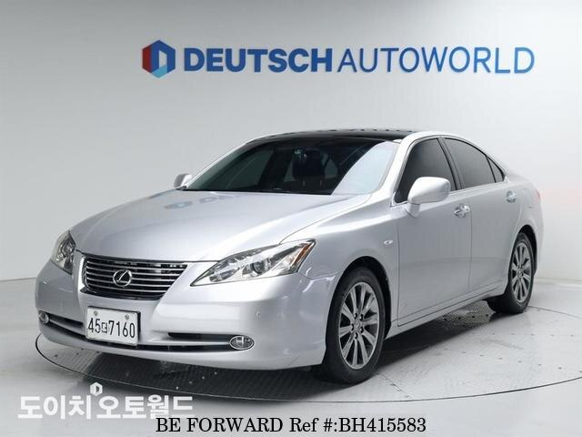 Used 2008 LEXUS ES BH415583 for Sale