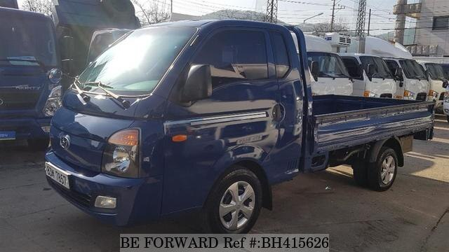 Used 2013 HYUNDAI PORTER BH415626 for Sale