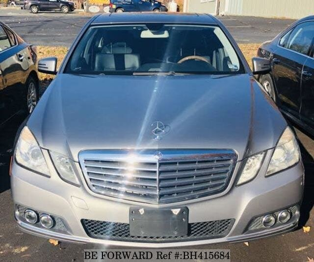 Used 2011 MERCEDES-BENZ E-CLASS BH415684 for Sale