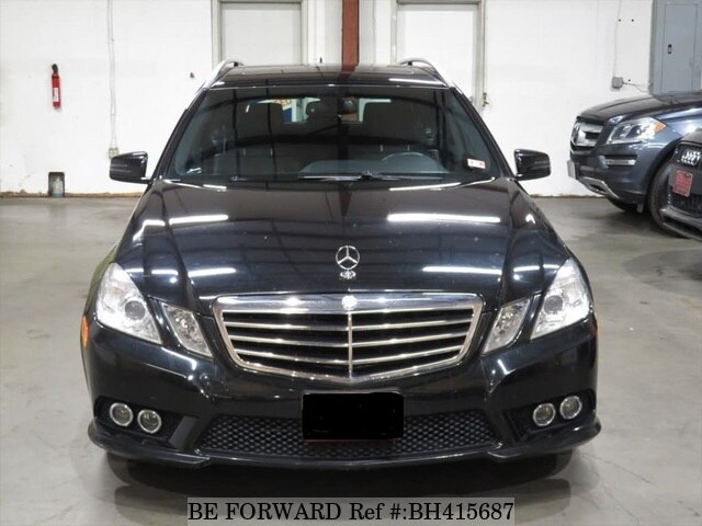 Used 2011 MERCEDES-BENZ E-CLASS BH415687 for Sale
