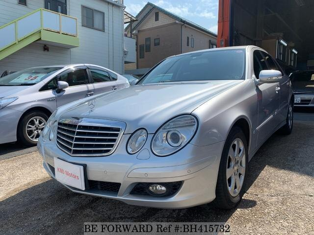Used 2007 MERCEDES-BENZ E-CLASS BH415732 for Sale
