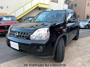 Used 2008 NISSAN X-TRAIL BH415736 for Sale