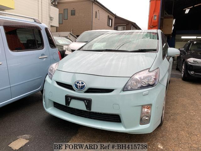 Used 2009 TOYOTA PRIUS BH415738 for Sale