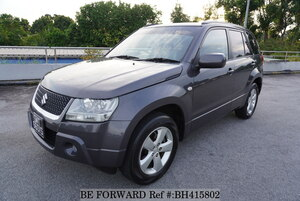 Used 2010 SUZUKI VITARA BH415802 for Sale