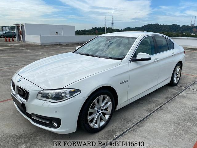 Used 2013 Bmw 5 Series 528i Dsc Led Nav For Sale Bh415813 Be Forward