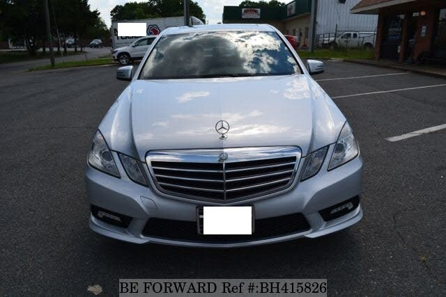 Used 2011 MERCEDES-BENZ E-CLASS BH415826 for Sale