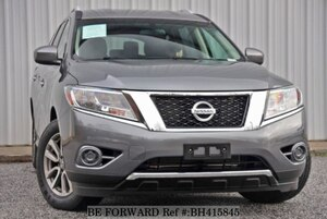 Used 2015 NISSAN PATHFINDER BH415845 for Sale