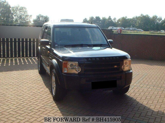 Used 2005 LAND ROVER DISCOVERY 3 BH415905 for Sale