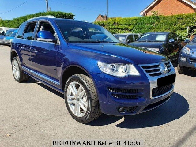 Used 2008 VOLKSWAGEN TOUAREG BH415951 for Sale