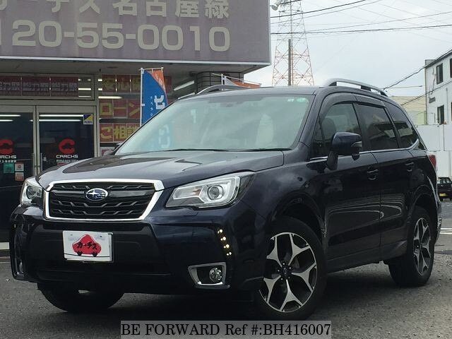 Used 2016 SUBARU FORESTER BH416007 for Sale