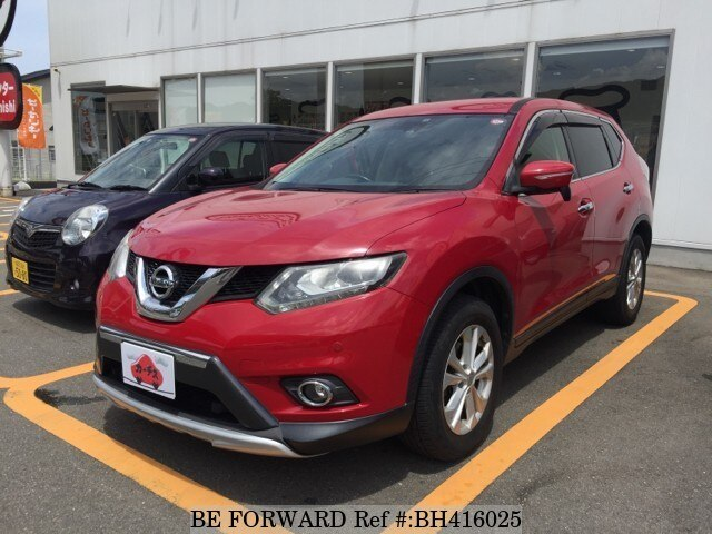 Used 2014 NISSAN X-TRAIL BH416025 for Sale