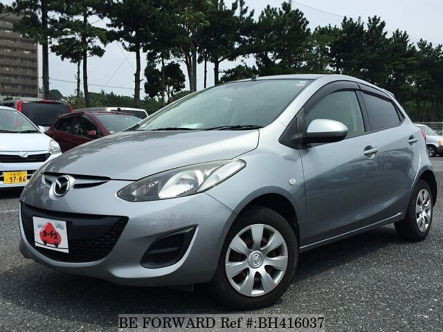 Used 2013 MAZDA DEMIO BH416037 for Sale