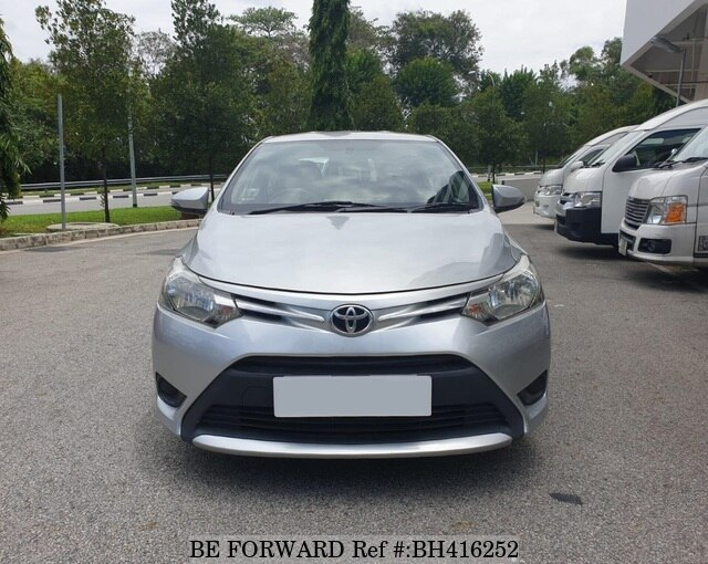 Used 2016 TOYOTA VIOS BH416252 for Sale