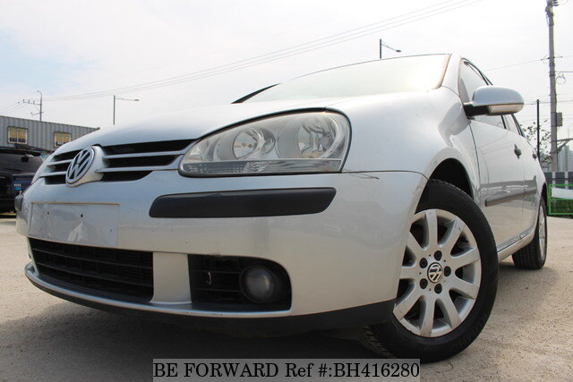 Used 2005 VOLKSWAGEN GOLF BH416280 for Sale