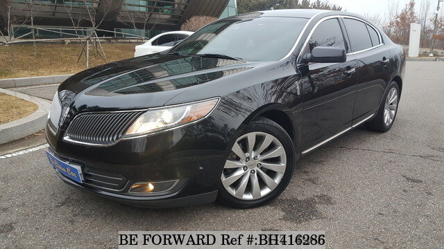 Used 2013 LINCOLN MKS BH416286 for Sale