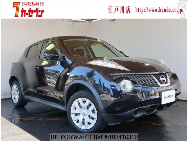Used 2012 NISSAN JUKE BH416310 for Sale
