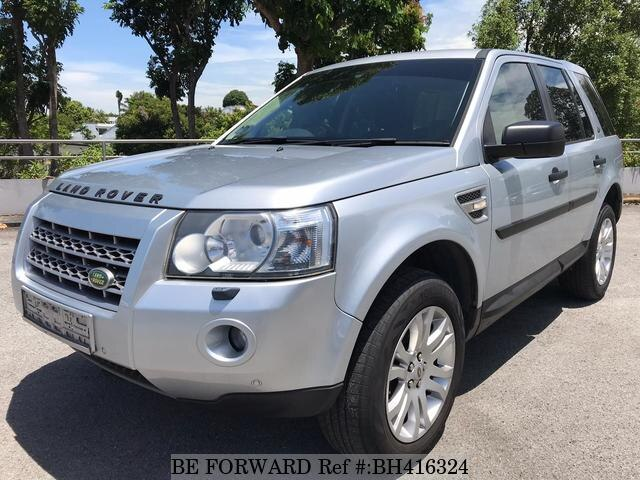 Used 2010 LAND ROVER FREELANDER 2 BH416324 for Sale
