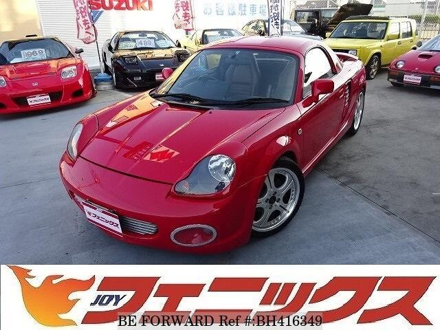 Used 2001 TOYOTA MR-S BH416349 for Sale