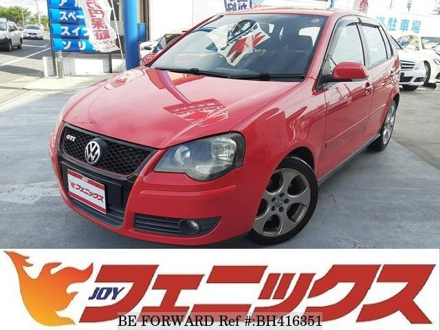 Used 2006 VOLKSWAGEN POLO BH416351 for Sale