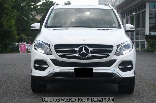 Used 2017 MERCEDES-BENZ GLE-CLASS BH416394 for Sale