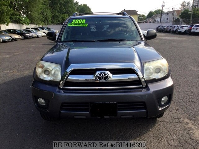 Used 2008 TOYOTA 4RUNNER BH416399 for Sale