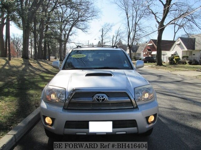 Used 2008 TOYOTA 4RUNNER BH416404 for Sale