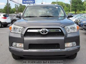 Used 2012 TOYOTA 4RUNNER BH416405 for Sale